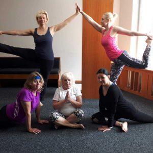 jóga dospělí