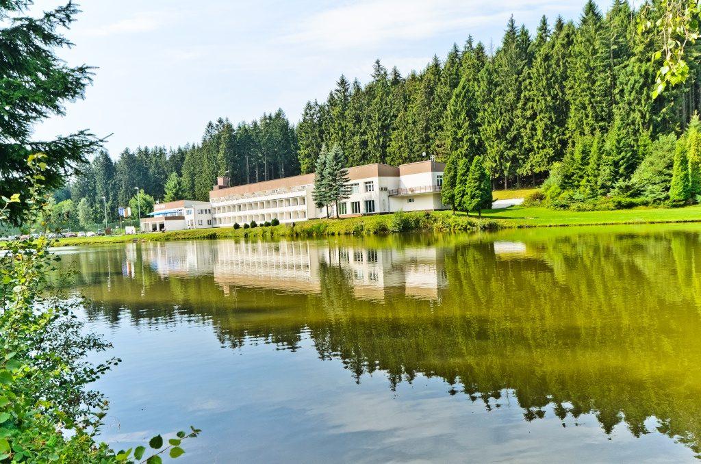 Jógový víkend 22. až 24. 5. 2020 - Hotel LUNA