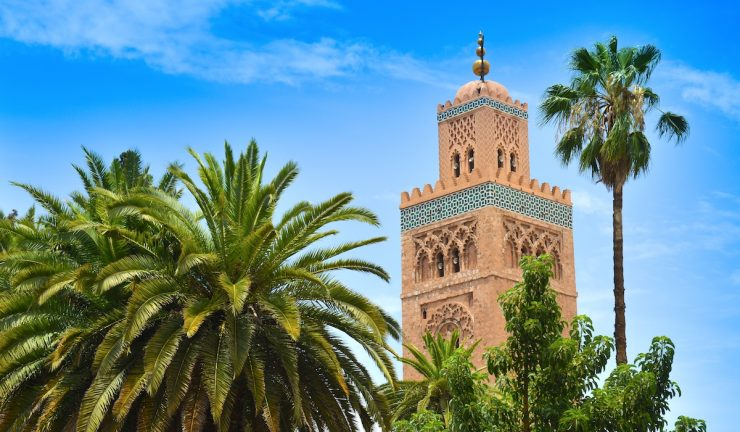 Prodloužený víkend v Maroku