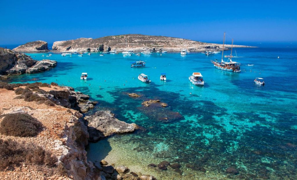 Prodloužený víkend na Maltě 7. - 11.10.2020