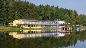 resort hotel Knížecí rybník